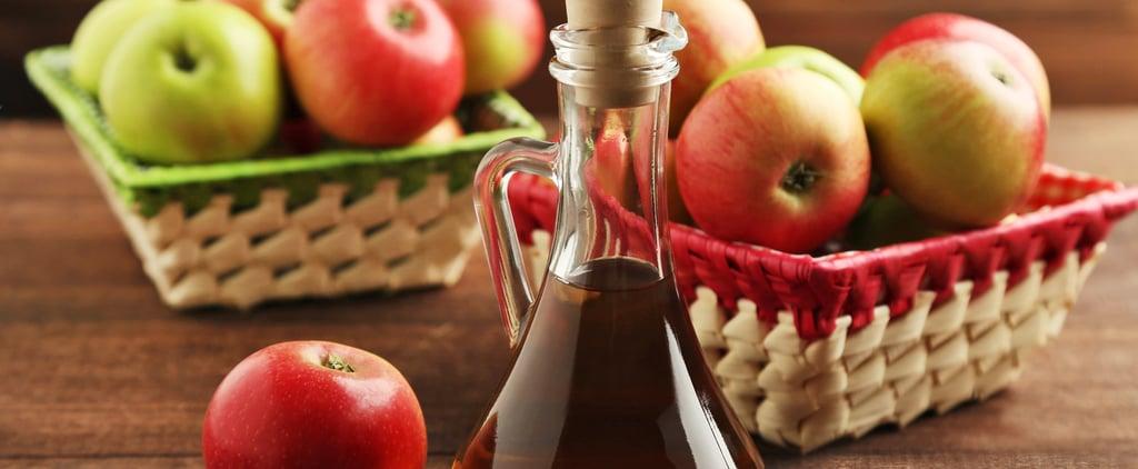 خل التفاح لعلاج التهاب الجيوب الأنفيّة