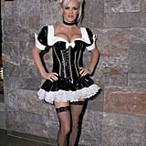 Jenny McCarthy made the perfect sexy maid at a Las Vegas party in 2006.
