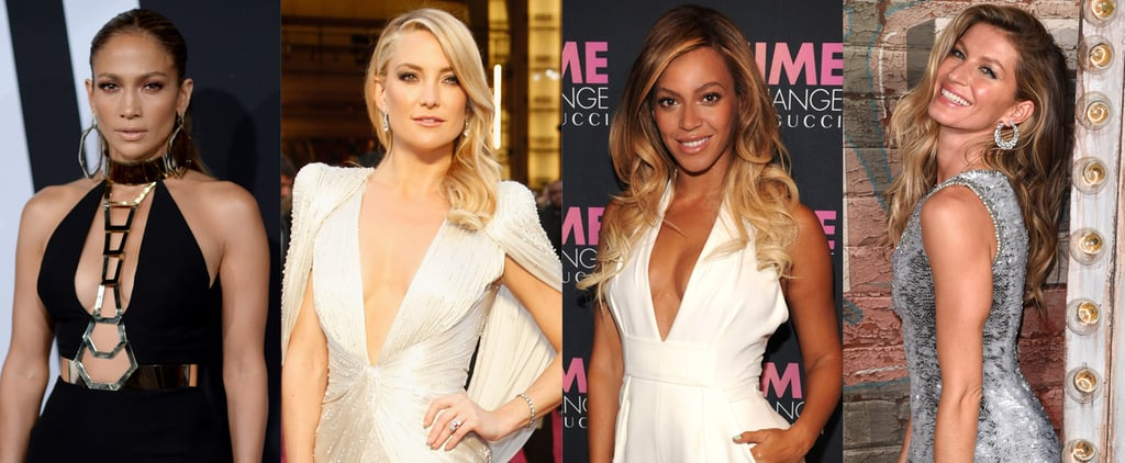 The Sexiest Female Celebrity of 2014 Poll