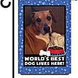 Fall is a great time to change up what you have going on in your garden. No, really, it is! We suggest you customize one of these supercool garden flags ($28) with your pet's picture on it. Flagology has several designs to choose from, and you can make one (like I did!) that will show everyone who has the best pet in town.