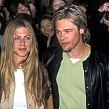 1998: Brad and Jen Go on Their First Date