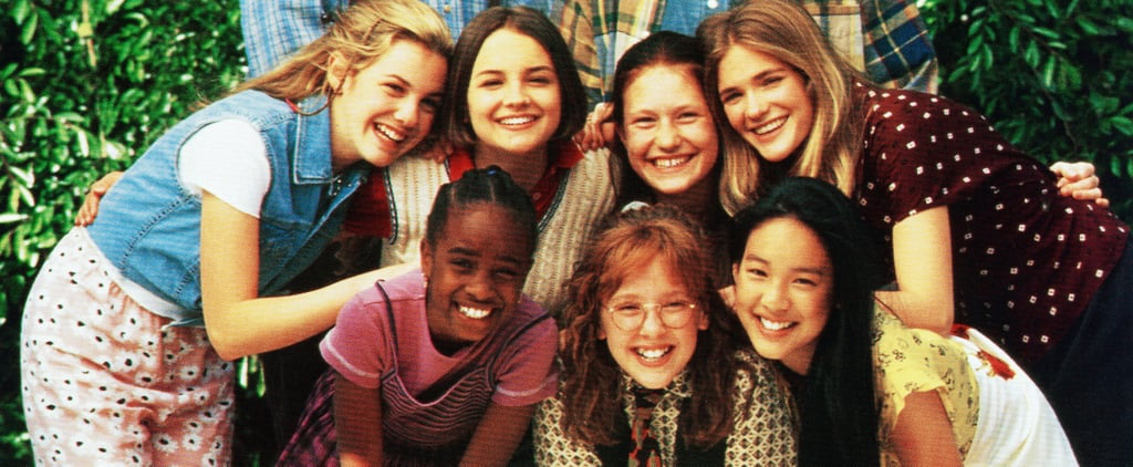 The Babysitter's Club Cast Then and Now