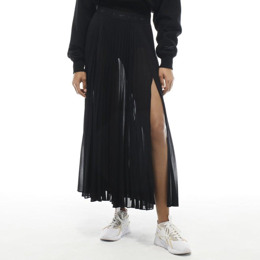 Reebok x VB Dance Skirt — Black