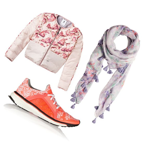 Feminine Workout Clothes and Pretty Gym Clothes
