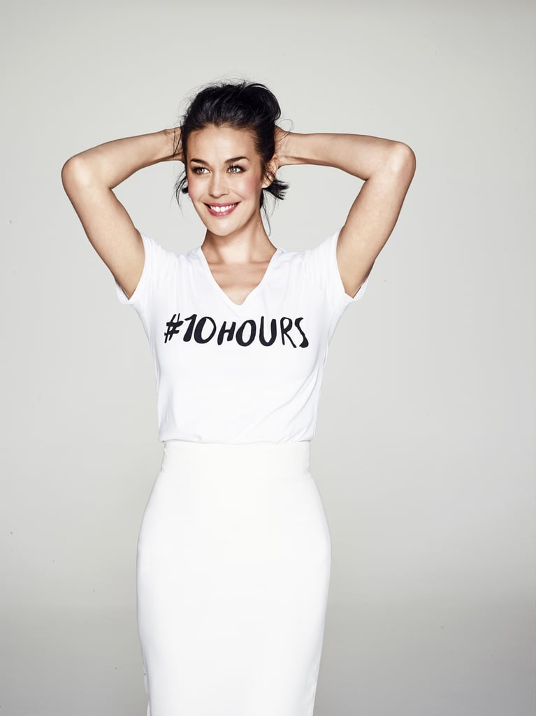 #10Hours Ovarian Cancer Megan Gale Campaign