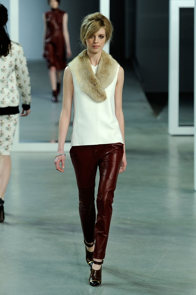 2012 Fall New York Fashion Week: Derek Lam