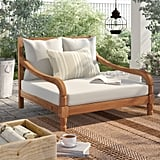 Wiest Chaise Lounge With Cushion