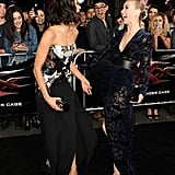 When Julianne Was Nina's Biggest Fan at Her Movie Premiere