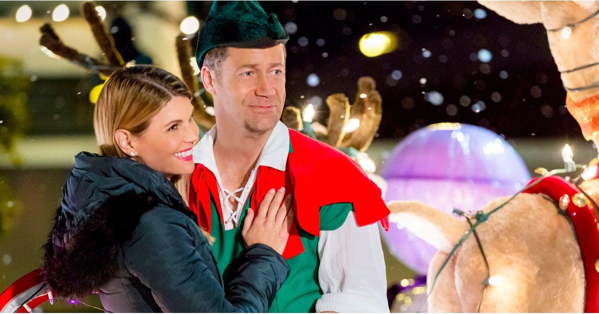 Hallmark channel 39 s holiday movie schedule 2016 popsugar for Hallmark channel christmas movie schedule