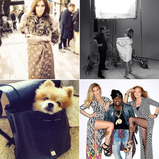 Fashion Instagram Photos | Week of Jan. 30, 2014
