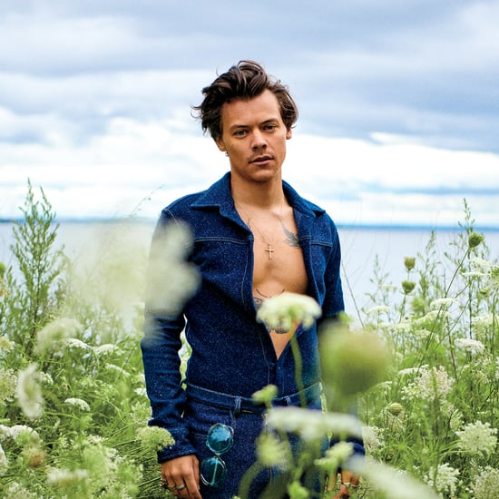 Harry Styles's Rolling Stone September 2019 Cover