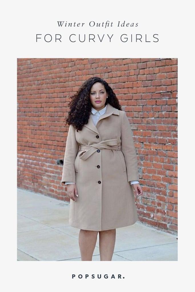 39 Stylish Winter Outfits For Curvy Women Popsugar Fashion