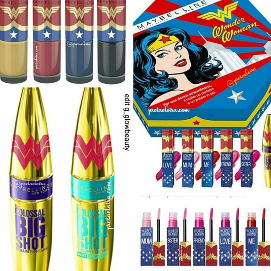 Maybelline Wonder Woman Collection