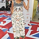 Sophie Okonedo worked prints.