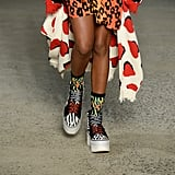 R13 Shoes on the Runway at New York Fashion Week