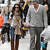 Pictures of Channing and Jenna