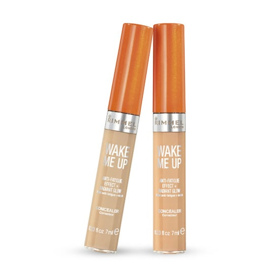 Need help waking up? Reach for your Rimmel London Wake Me Up Concealer ($4), and you'll look bright-eyed in no time.