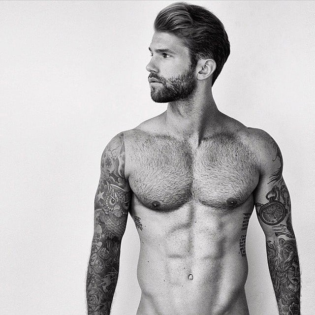 André Hamann andre hamann shirtless pictures popsugar photo 14