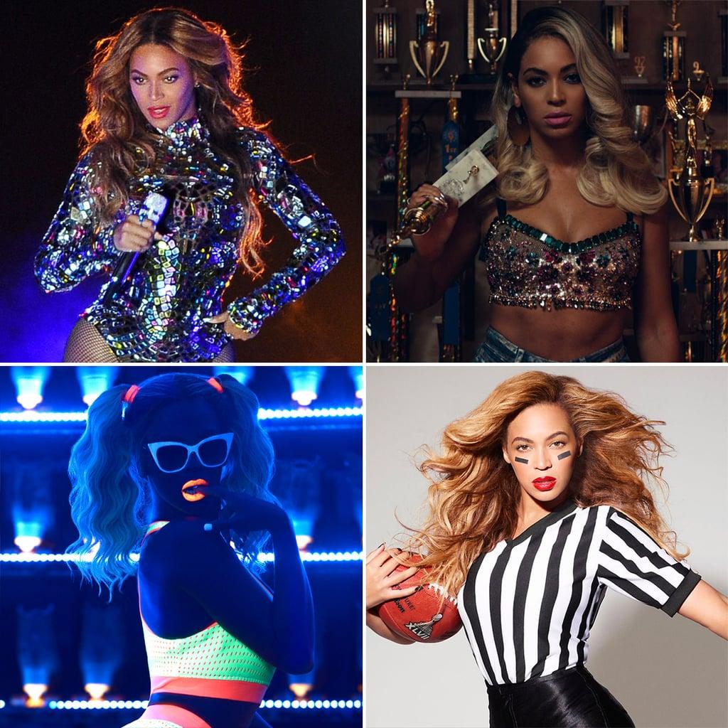 21 Ways You Can Run the World as Beyoncé This Halloween
