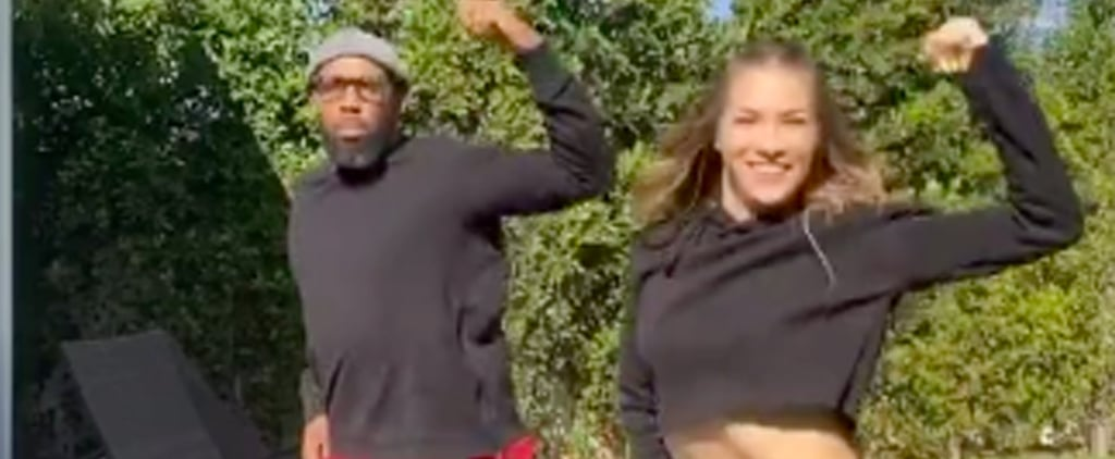 Stephen tWitch Boss and Allison Holker's TikTok Dance Videos