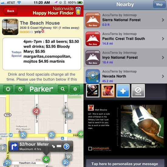 Summer iPhone Apps