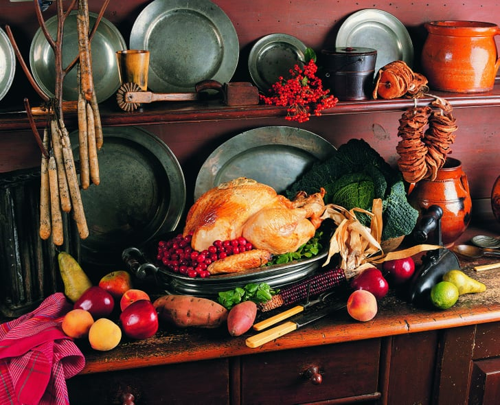 A Classic Thanksgiving Feast