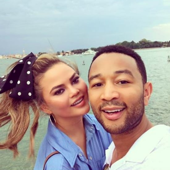 Chrissy Teigen's Birthday Message For John Legend 2018