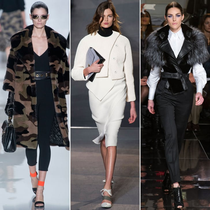 The Top Trends From New York Fashion Week Fall 2013