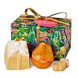 Lush Golden Pear Gift Set