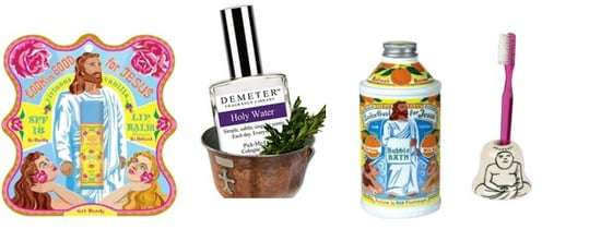 Religious-Themed Beauty Products