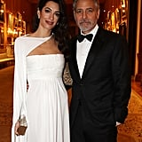 George and Amal Clooney at Prince's Trust Dinner March 2019