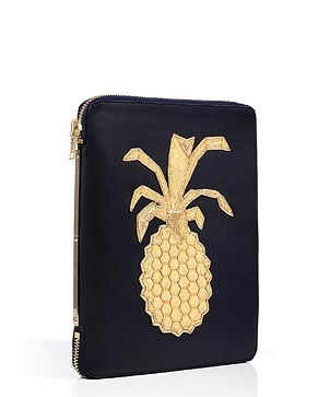 I've wanted a luxe iPad case for a while now, but I never feel right about spending big on one. Tax time for me means getting life's little luxuries, and this navy Sophie Hulme case makes me smile. Wanty! — Alison, POPSUGAR Australia health & beauty editor. iPad cover, approx $485, Sophie Hulme at Stylebop