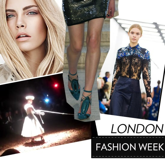 London Fashion Week News February 22, 2012