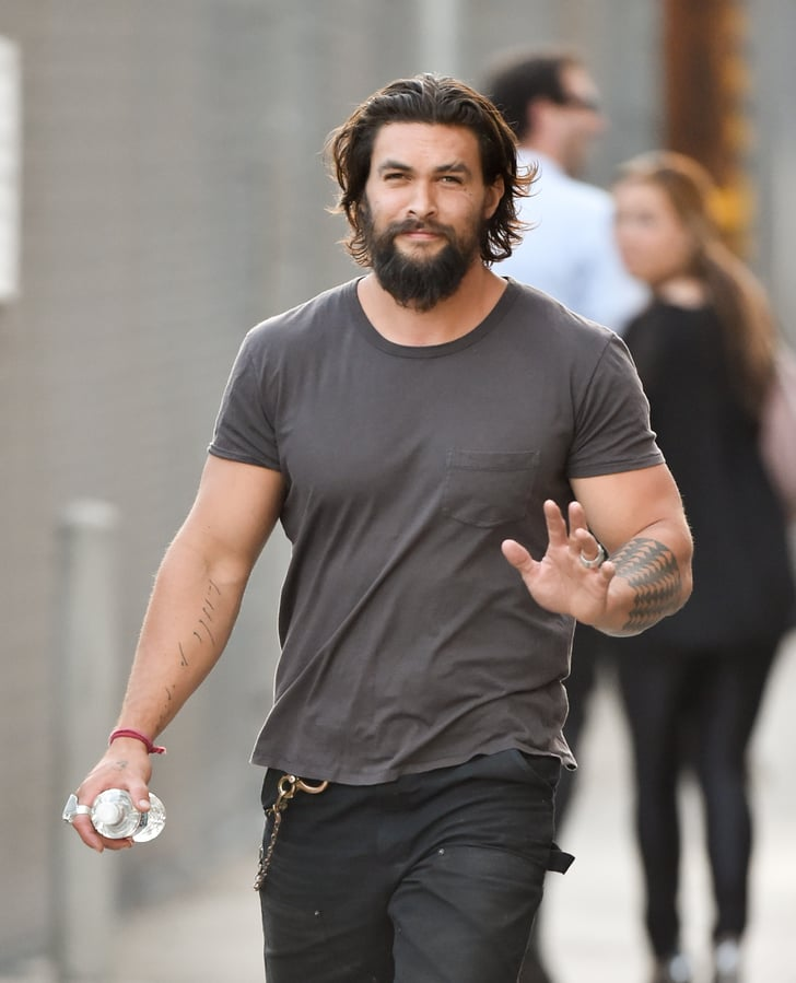 Jason Momoa Through The Years