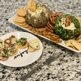 Joanna Gaines Cheese Balls Recipe and Photos