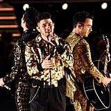 Photos of Nick Jonas at the Grammys