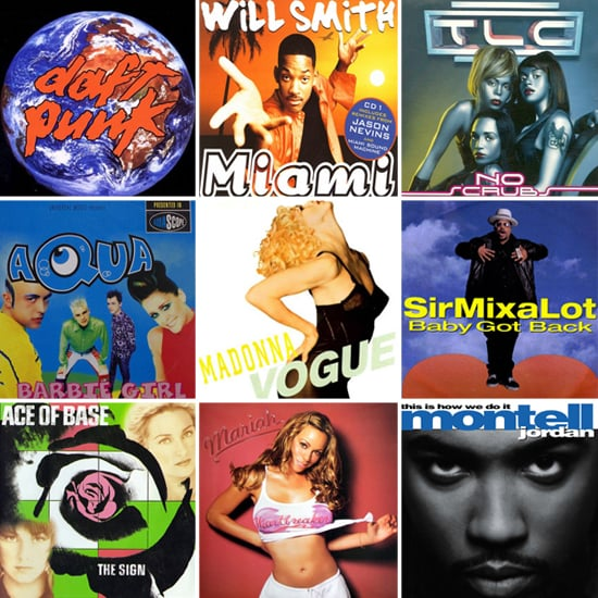 best 90s dance songs popsugar entertainment