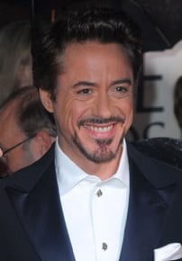 Robert Downey Jr. is the Winner of the 2010 Golden Globe for Best Actor in a Musical or Comedy