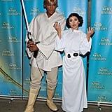 2015 — Princess Leia