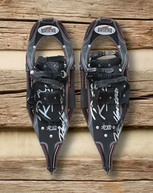 Racing Snowshoes for Snowy Runs