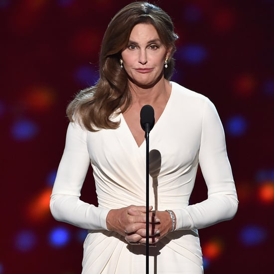 Caitlyn Jenner's Versace Dress at the ESPY Awards 2015