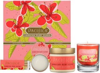 Thursday Giveaway! Win a Pacifica Hawaiian Ruby Guava Travel Set
