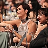 Kristen Wiig hung out at the SAGs.