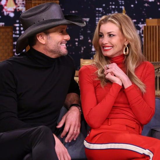 Tim McGraw and Faith Hill on The Tonight Show 2017