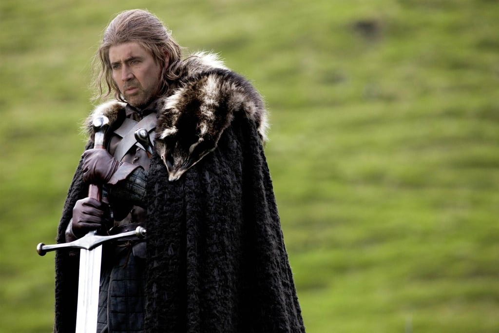 Nicolas Cage as Game of Thrones Characters