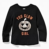"Old Navy ""You Glow Girl"" Graphic Tee"