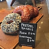 The Pretzel Bagels