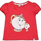 Beauty & The Beast Cotton Jersey T-Shirt ($48)