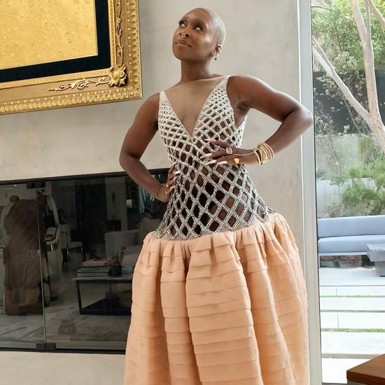 Cynthia Erivo's Lanvin Dress at the 2021 NAACP Image Awards