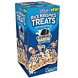 Birthday Cake and Cookies and Creme Rice Krispies Treats